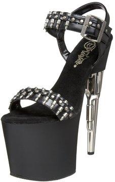 Pleaser Women's Bondgirl 712 Platform Sandal at ShopStyle