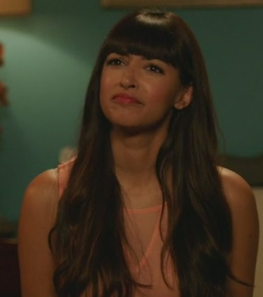 tank top new girl cece hannah simone