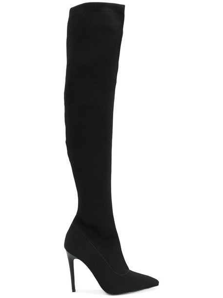KENDALL+KYLIE women black shoes