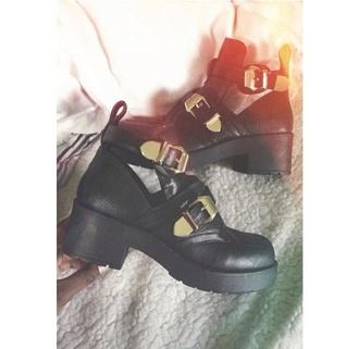 shoes hipster platform shoes grunge