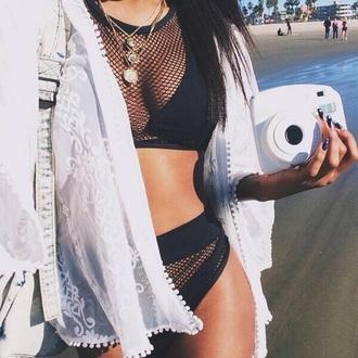 swimwear mesh bathing suits