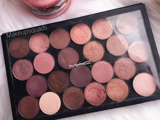 make-up mac cosmetics mac eyeshadow eye shadow palette mac cosmetics makeup palette eyeshadow palette