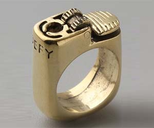 Lighter ring