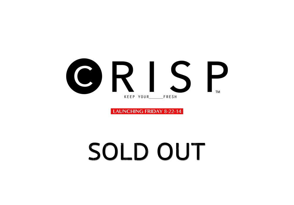 CRISP BOXERS | Online Store Launching FRIDAY