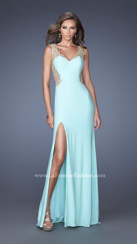 La Femme 19838 | La Femme Fashion 2014 -  La Femme Prom Dresses -  Dancing with the Stars