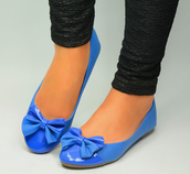 shoes,flat ballerinas,flat ballet dolly,blue large bow,flats turquoise large bow,blue pumps,large blue bow,womens flats blue bow,ladies shoes,elegant blue dolly,casual dolly pumps,casual flats,flats,ballet flats,blue