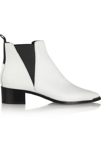 shoes white ankle boots ankle boots white shoes