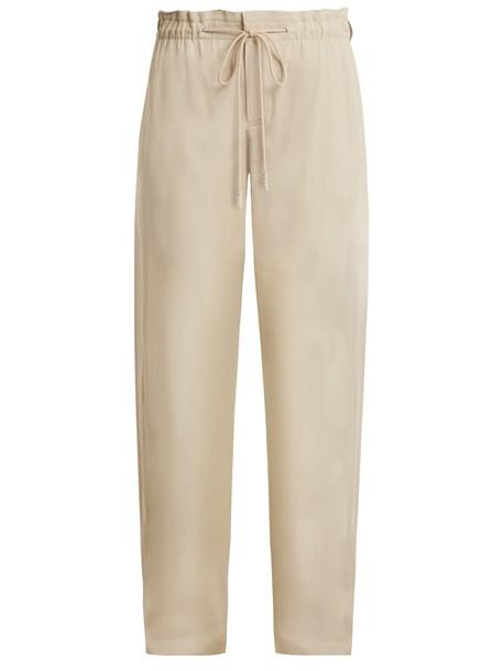 Vince beige pants