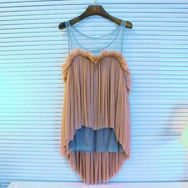 top top tank top asymmertical dress asymmetrical top summer outfits summer top