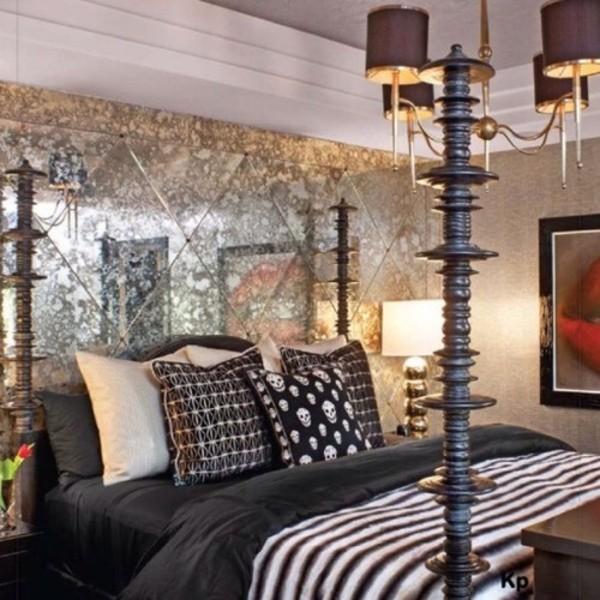 Scarf Home Decor Home Decor Edgy Gorgeous Bedding Skull Wheretoget