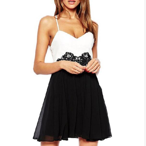 dress fashion style night dress