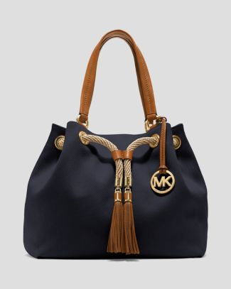 MICHAEL Michael Kors Tote - Marina Large Gathered | Bloomingdale's