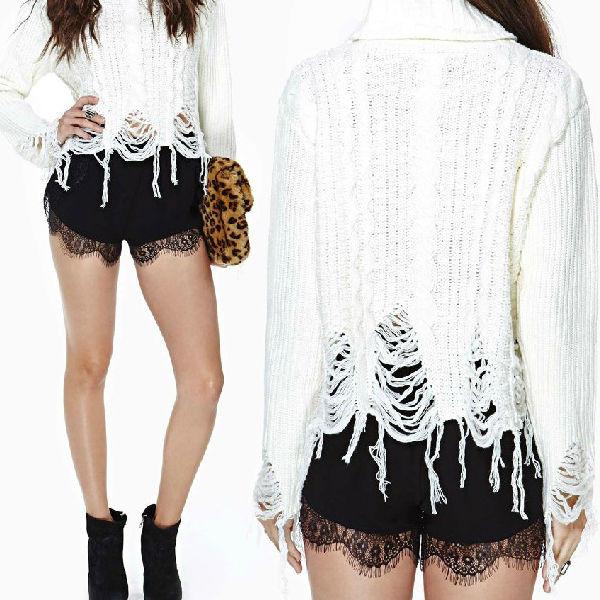 shorts lace shorts lace trimmed chiffon shorts scalloped shorts