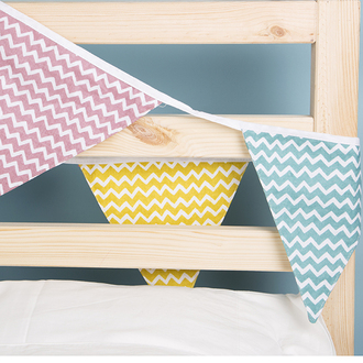 home accessory bunting cute decoration home decor homeware gift ideas party kids room
