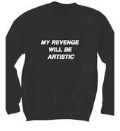 sweater,artistic revenge