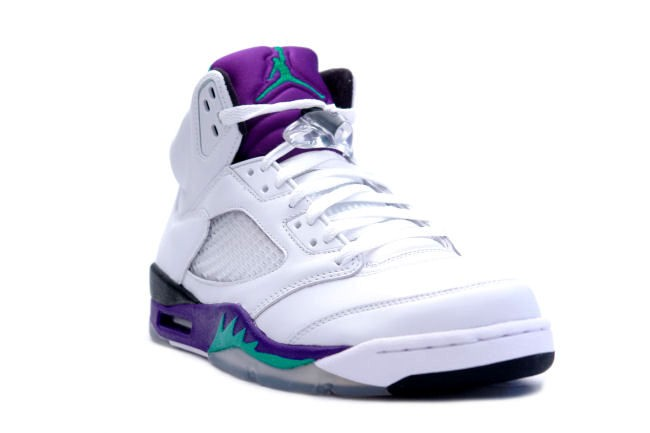 Air Jordan 5 Retro White Emerald Grape - Cheap Kevin Durant,Cheap Kevin Durant 6 Shoes,Cheap KD 5,Cheap KD 4,Cheap KD Shoes,Cheap KD 5 Elite Shoes,KD 6 Shoes For Sale