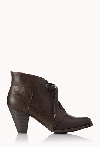 Desert Cool Booties | FOREVER21 - 2073280842