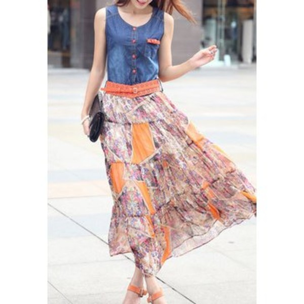 skirt fashion clothes dress