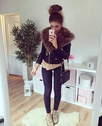 jacket veste