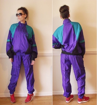 jumpsuit 90s style fashion old school vintage style