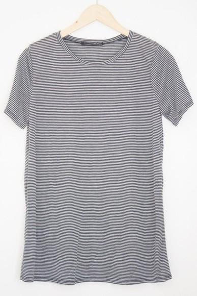 shirt dress t-shirt dress striped dress black t-shirt asian