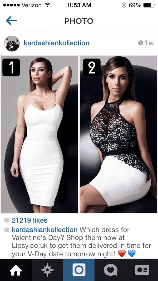 dress kim kardashian kardashionkollection