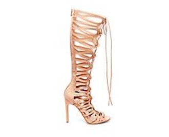 shoes tan heels lace up heels nude lace up heels nude lace-up shoes