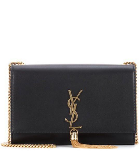 Saint Laurent classic bag shoulder bag leather black