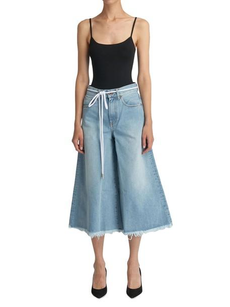 Off-White jeans white light blue light blue