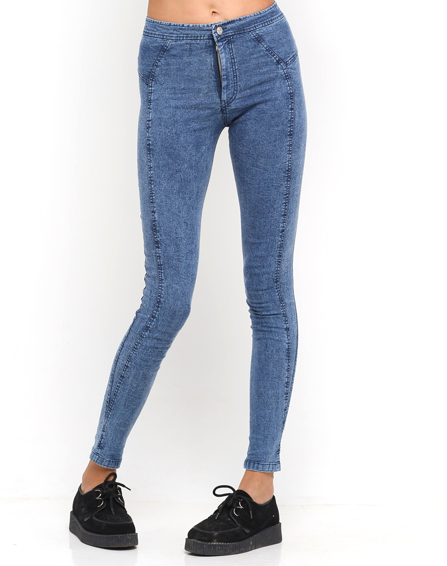 Styles we dig: Joe's Jeans posh skinny ankle jeans for $, Seven7 skinny jeans with slant frayed hem for $, Helmut Lang flares for $, and Levi's plus plus Luck Out West bootcut jeans.