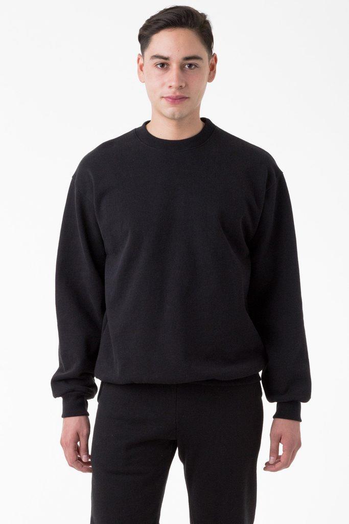 HF07 - 14oz. Heavy Fleece Pullover Crewneck Sweatshirt