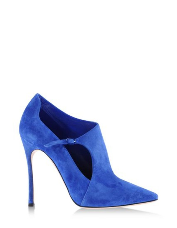 shoes blue heels pumps style blogger fashion blogger beautiful fashion ootd electric blue