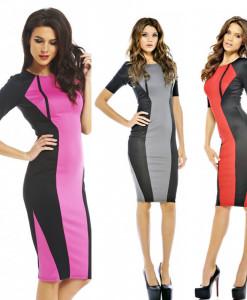 New 2014 Fashion Women Clothing Sexy Summer Dress High Elastic Casual Dress Slim Fit Bodycon Bandage Dress Mini Dresses in Stock   Amazing Shoes UK
