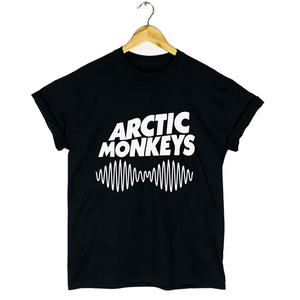 ARCTIC MONKEYS TSHIRT ALBUM ROCK MUSIC DOPE SWAG NEW ALBUM MENS WOMENS | eBay