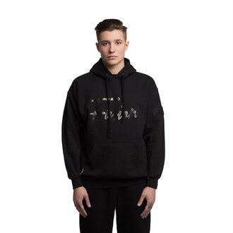 sweater hoodie hooded sweater black hoodie black basic basic hoodie menswear streetstyle streetwear mens hoodie