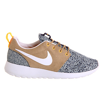 Nike Roshe Run Blue Recall Linen Liberty - Unisex Sports