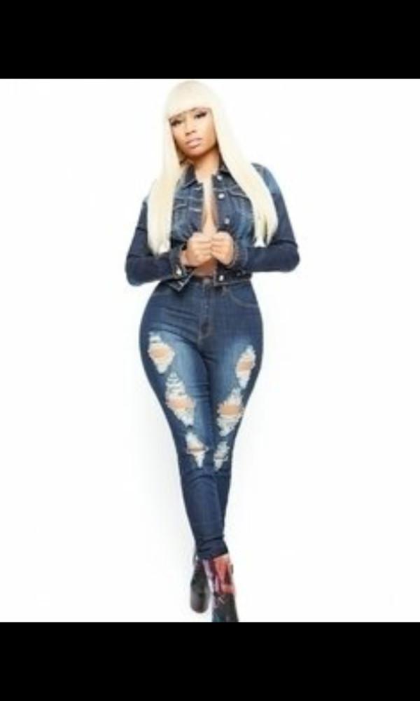 jeans nicki minaj