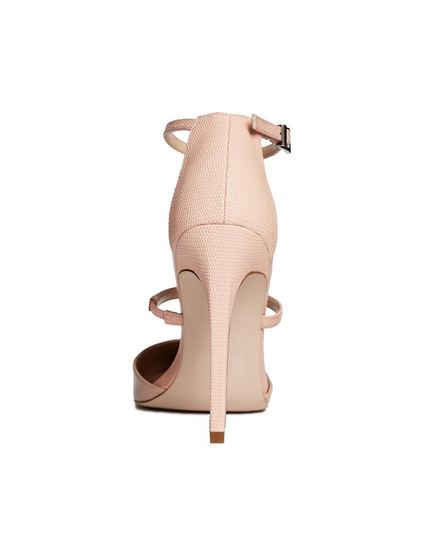 Asos poynter pointed high heels at asos.com