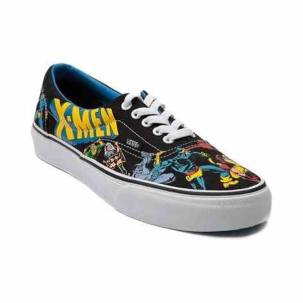 shoes x-men vans
