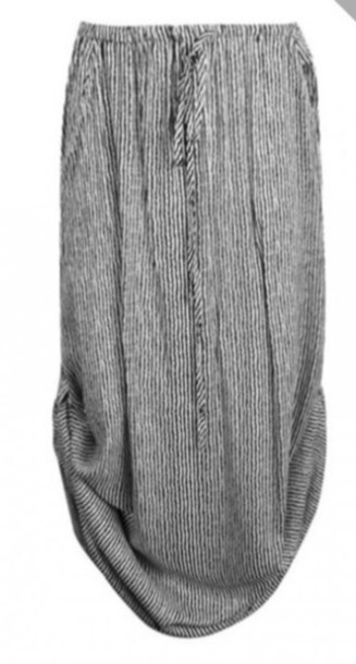 skirt maxi skirt long skirt striped maxi stripes