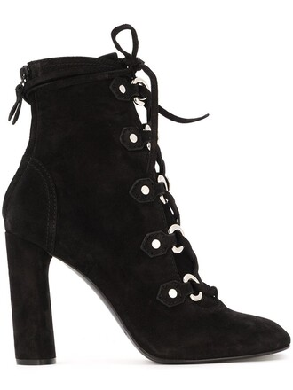 boots lace up boots lace black shoes