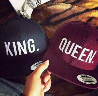 hat king and queen