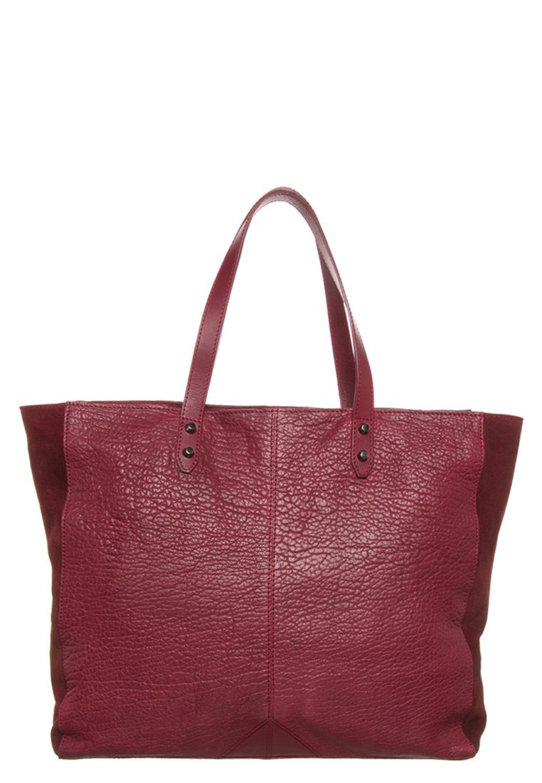 Zign Shopping Bag - red - Zalando.de