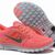 69.9$ Nike Free Run  3 Womens 510642 Melon Red Running Shoes