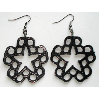 jewels bvb black veil brides band merch earings