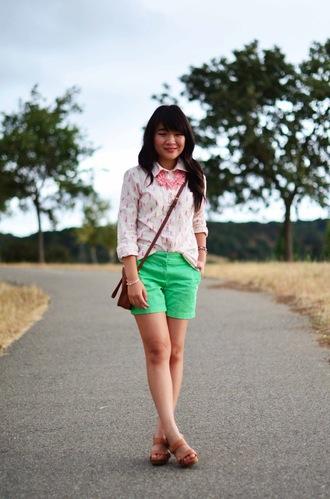 daily disguise shoes bag jewels shirt shorts nail polish