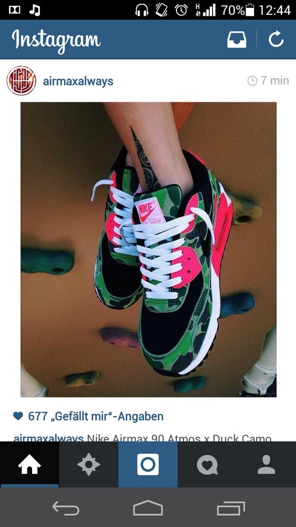 sports shoes b1b81 55314 nike air max 90 camo infrared ebay