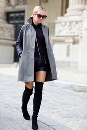 shoes,stuart weitzman,boots,over the knee boots,black boots,flat boots,suede boots,thigh high boots,fall accessories