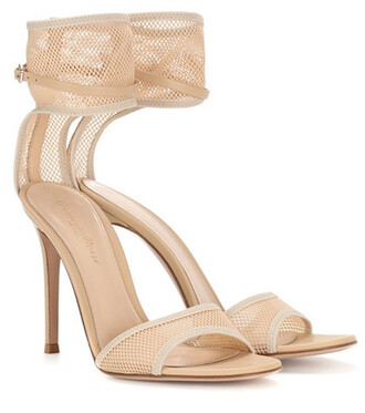 sandals beige shoes