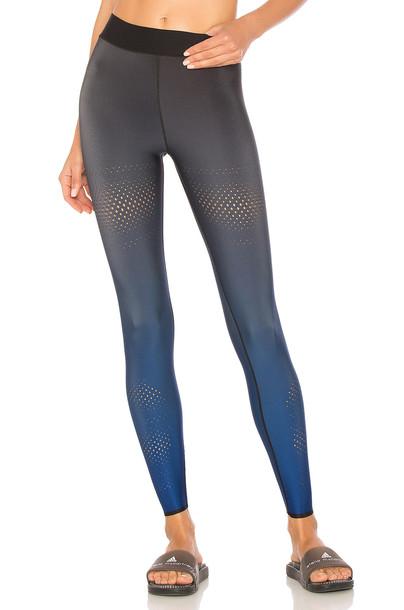 ULTRACOR silk blue pants